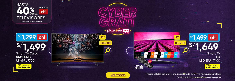 Smart TV UN49RU7300 y 55UM7400