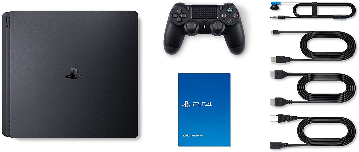 playstation ps4 slim core