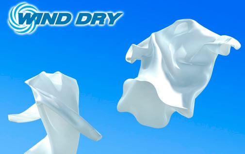 Tecnología Wind Dry Daewoo